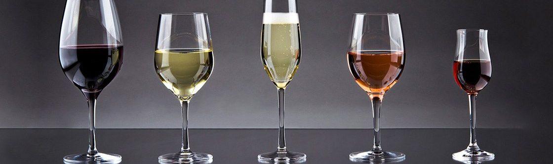 Choisir son verre à vin en fonction du type de vin