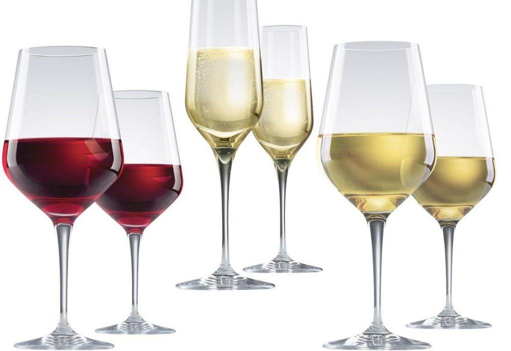 verres à vin image